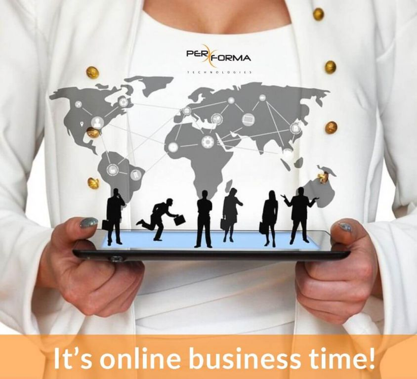 onlineBusiness (Demo)
